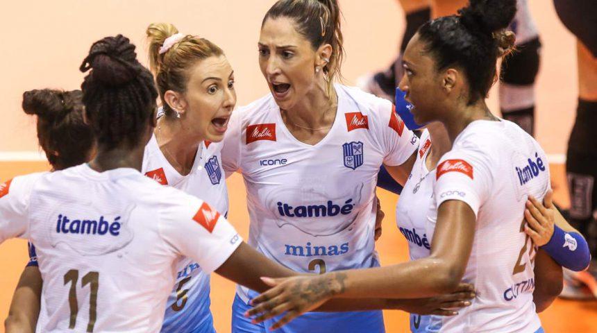 Carol Gattaz comanda o Minas em mais uma final da Superliga